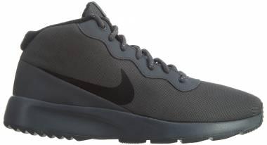 cheap for discount d6eea dcae2 Nike Tanjun Chukka Dark Grey   Black - Green Glow Men