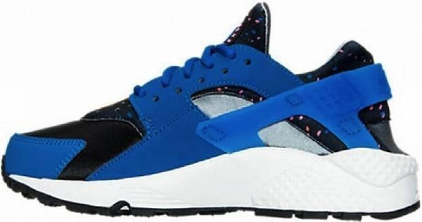 Nike Air Huarache Print - Blue