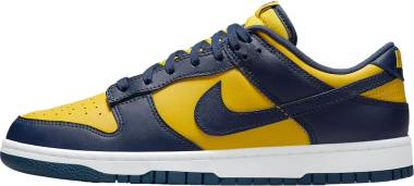 Nike Dunk Low - Varsity Maize/Midnight Navy/Wh (DD1391700)