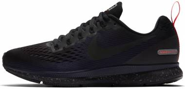 Nike Air Zoom Pegasus 34 Shield BLACK/BLACK-BLACK-OBSIDIAN Men