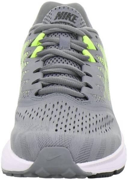 Einfach Nike Downshifter 6 X Wide Laufschuhe Männer Grau