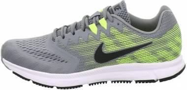 Nike Air Zoom Span 2 Gris (Cool Grey/Black-volt-dark Grey) Men