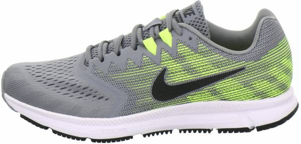 Nike Air Zoom Span 2 - Grau (Cool Grey/Black-volt-dark Grey)