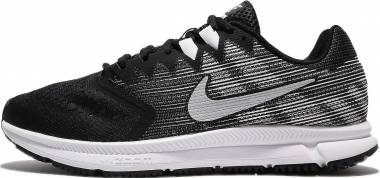 Nike Air Zoom Span 2 - Multicolore (Black/Metallic Silver/Dark Grey/White 001)
