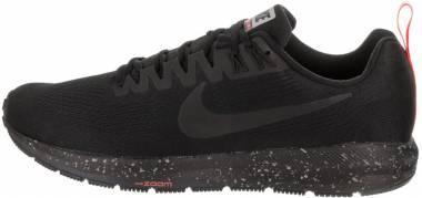 Nike Air Zoom Structure 21 Shield - Black Black Black Obsidian (907324001)