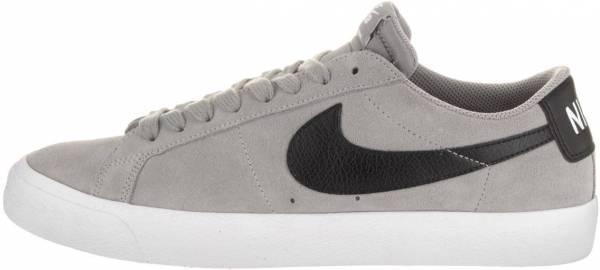 Nike SB Blazer Zoom Low sneakers in black blue | RunRepeat