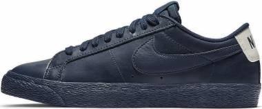 Nike SB Blazer Zoom Low - Blue (864347403)
