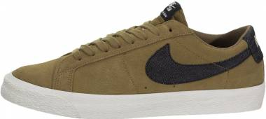 Nike SB Blazer Zoom Low - Brown (864347201)