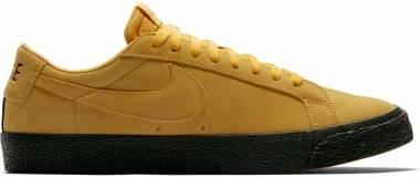Nike SB Blazer Zoom Low - Yellow