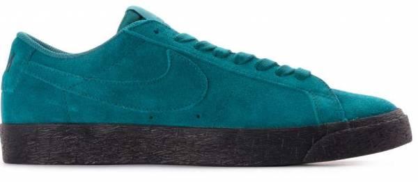 Nike SB Blazer Zoom Low - Blue (864347300)