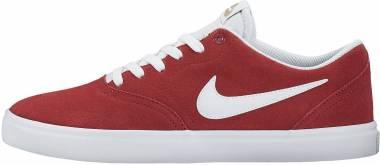 Nike SB Check Solarsoft - Red