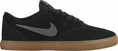 Nike SB Check Solarsoft - 003 Black Anthracite Gum L