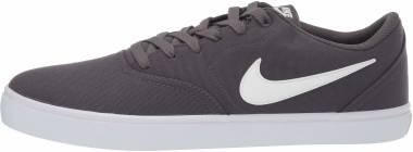 Nike SB Check Solarsoft Canvas - Gris (Thunder Grey/Summit White-white 21)