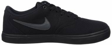 Nike SB Check Solarsoft Canvas - Black (843896002)