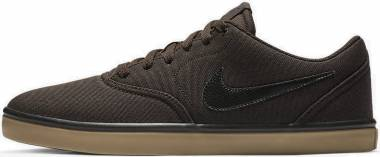 Nike SB Check Solarsoft Canvas - Velvet Brown/Black