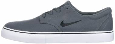 Nike SB Clutch - dark grey black white 007
