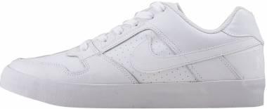 Nike SB Delta Force Vulc - White White White White 112