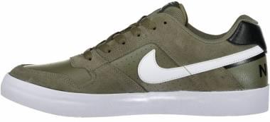 Nike SB Delta Force Vulc - Green Medium Olive White B 200