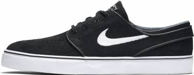 Nike SB Zoom Stefan Janoski OG - Noir Black White Gum Light Brown 012