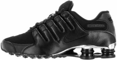 Nike Shox NZ Premium - Anthracite/Black-black-cool Gr