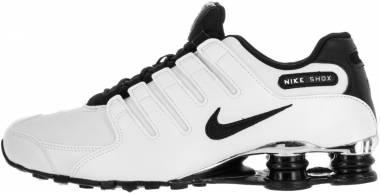 Nike Shox NZ Premium - White (536184100)