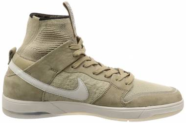Nike SB Dunk High Elite KHAKI / LIGHT-BONE-BLACK Men