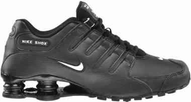Nike Shox NZ EU - Black (501524091)