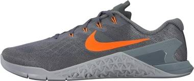 Nike Metcon 3 - Dark Grey / Hyper Crimson (852928007)