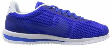 Nike Cortez Ultra Breathe Blu (Azul (Racer Blue / Racer Blue-white)) Men