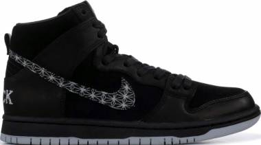 Nike SB Dunk High Pro QS - Black (AH9613002)