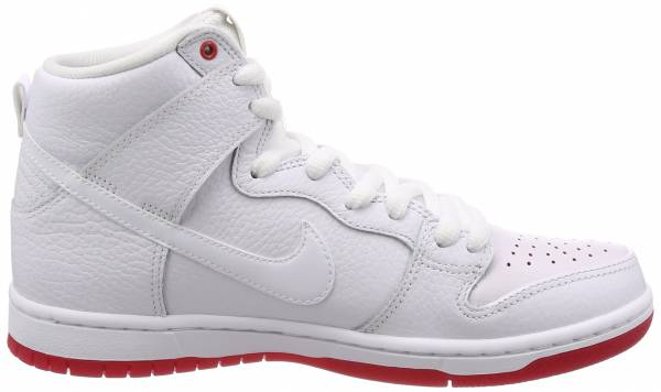 Nike SB Dunk High Pro QS Multicolore (White / University 116)