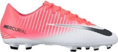 Nike Mercurial Vapor XI Firm Ground - Pink