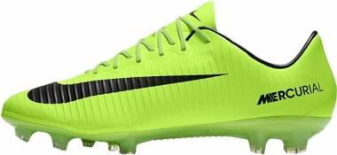 Nike Mercurial Vapor XI Firm Ground - Electric Green, Black 303