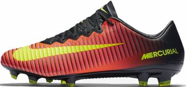 Nike Mercurial Vapor XI Firm Ground - Red (831958870)