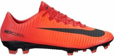 Nike Mercurial Vapor XI Firm Ground Orange Men