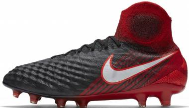 Nike Magista Obra II DF Elite Firm Ground Black Men