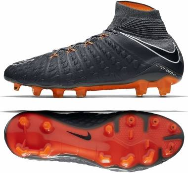 huge discount 56470 face7 Nike Hypervenom Phantom III Elite DF Firm Ground