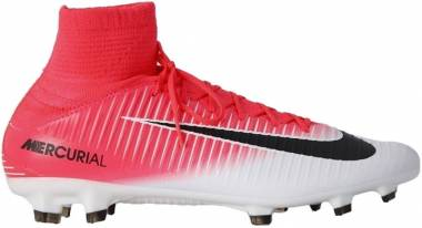 Nike Mercurial Veloce III Dynamic Fit Firm Ground Pink Men