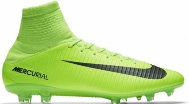 Nike Mercurial Veloce III Dynamic Fit Firm Ground Green Men