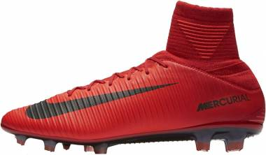 dc0372c9e11 Nike Mercurial Veloce III Dynamic Fit Firm Ground Red Men