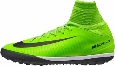 Nike MercurialX Proximo II Turf - Electric Green, Black, Ghost Green (831977308)