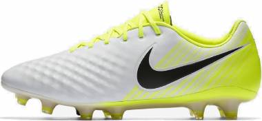 Nike Magista Obra II Elite Firm Ground - White (843813107)