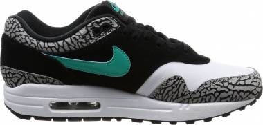 atmos x Nike Air Max 1 Premium Retro Elephant - Black
