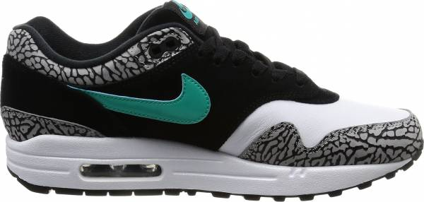 newest 21578 5e216 atmos x Nike Air Max 1 Premium Retro Elephant Black