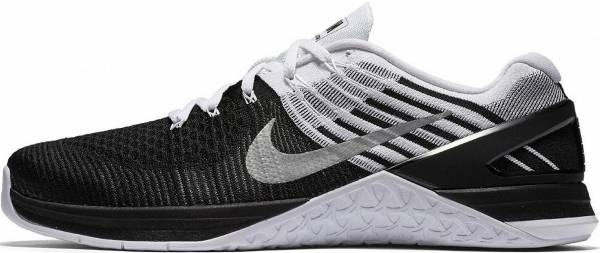 online store 05424 0b1d5 men-s-nike -metcon-dsx-flyknit-training-shoe-sz-11-5-mens-cross-training-black-white-metallic-silver- shoes-mens-black-white-metallic-silver-45f9-600.jpg