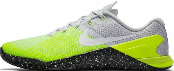 Nike Metcon DSX Flyknit Volt/Ghost Green-Pure Platinum