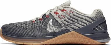 Nike Metcon DSX Flyknit - Grey