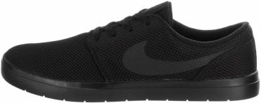 Nike SB Portmore II Ultralight Black Men