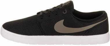 new styles f166f ffe57 Nike SB Portmore II Ultralight Black Men