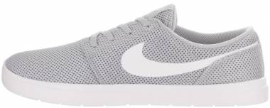 Nike SB Portmore II Ultralight - Gris Wolf Grey White 011